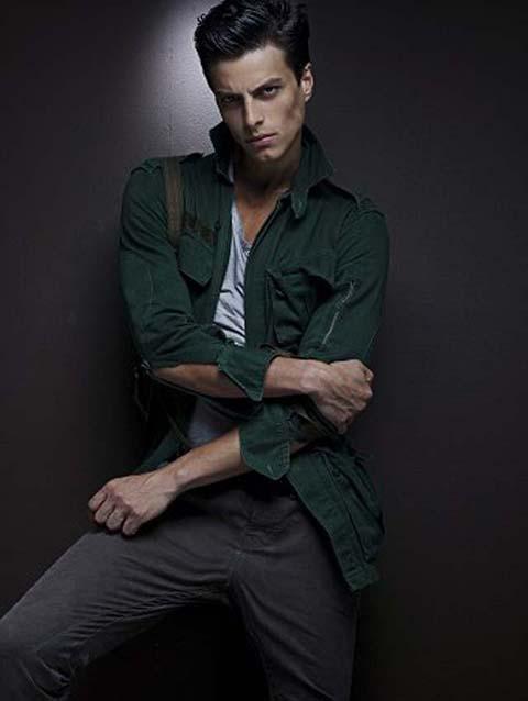 Felipe Anibal - Arcos Models | Agência de modelos | Rio de