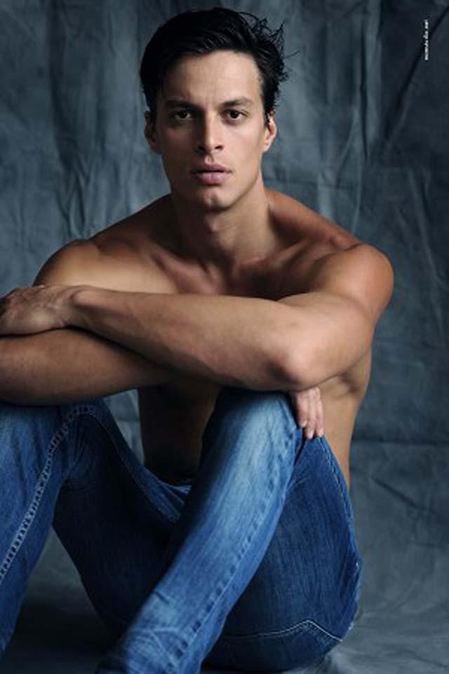 Felipe Anibal by Stefan Mreczko - Brazilian Male Model